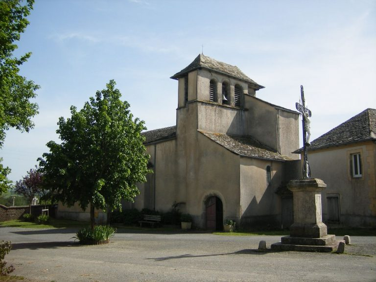 Eglise de notre dame d'Aures