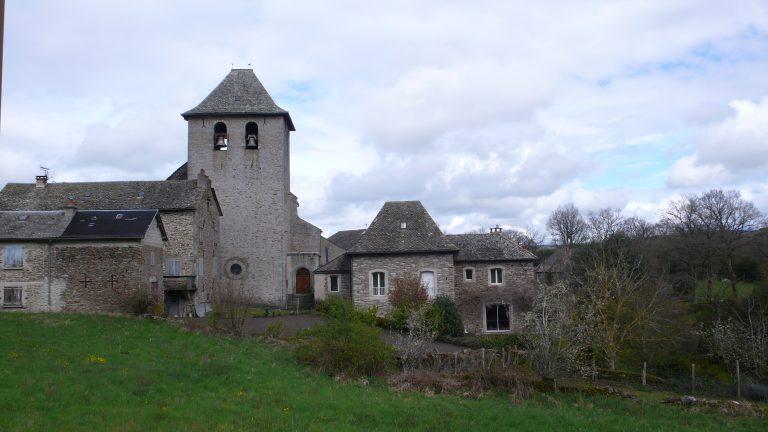 Eglise de Saint-Martin-des-Faux