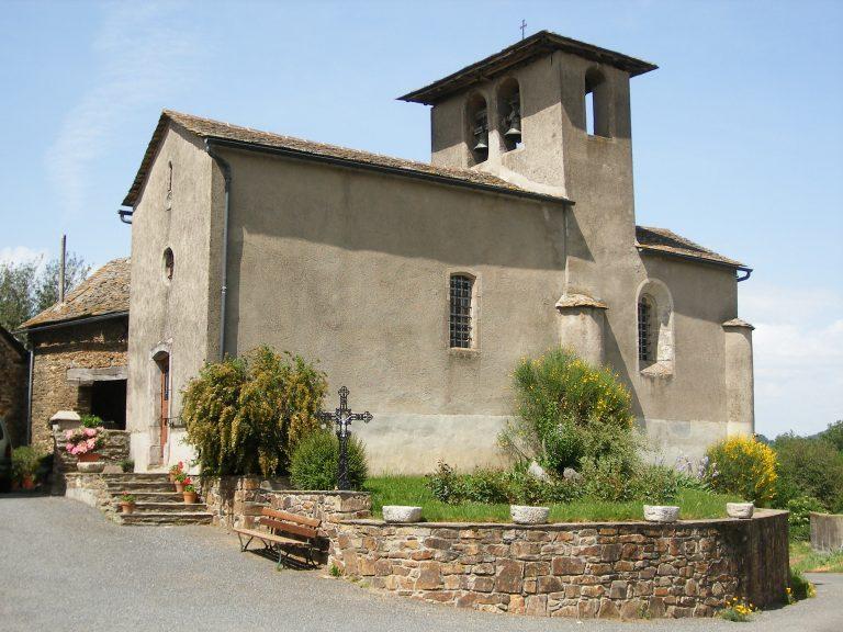 Eglise saint André de Clauzelles