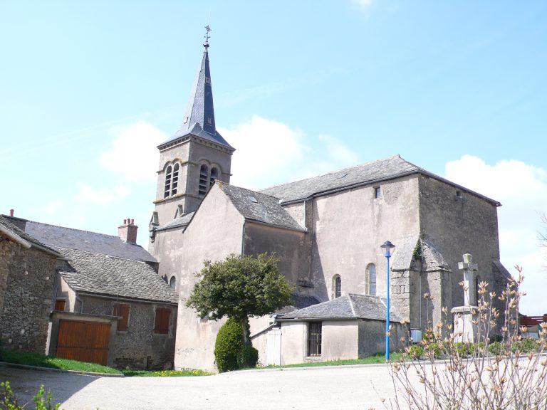 L'Eglise de Caplongue