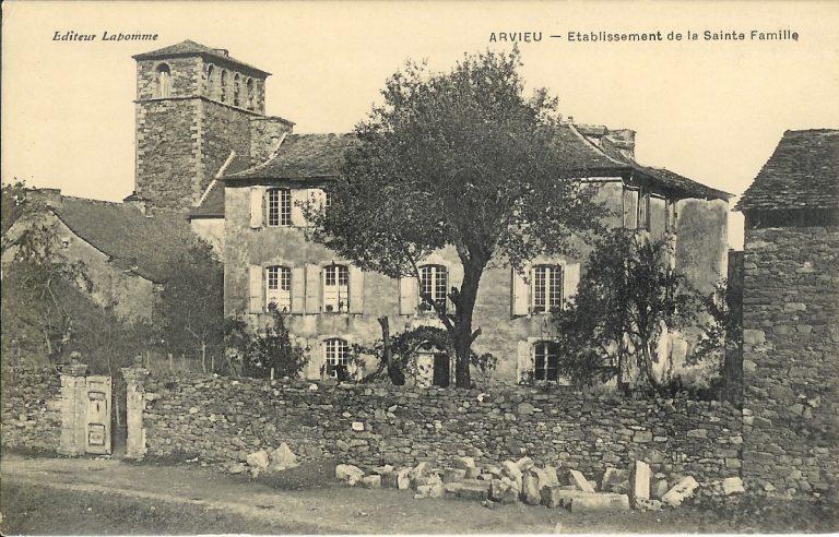 Le couvent Autrefois