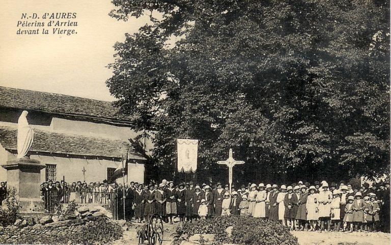 Pèlerinage d'Arvieu à N.D. d'Aures